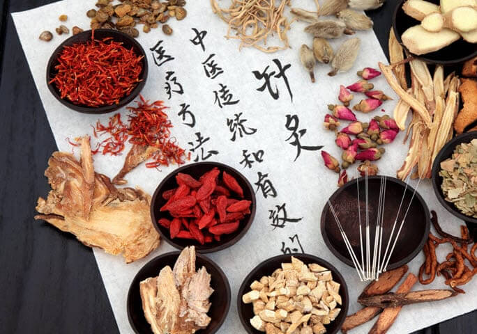 Chinese Herbs - Acupuncture with Kim
